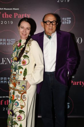 Adrienne Bon Haes & Marvin Ross Friedman