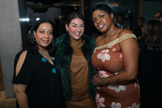 Brooke Minto, Monique Meloche, & Ebony G Patterson