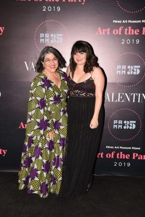Daniella Levine Cava & Elizabeth Coppolecchia