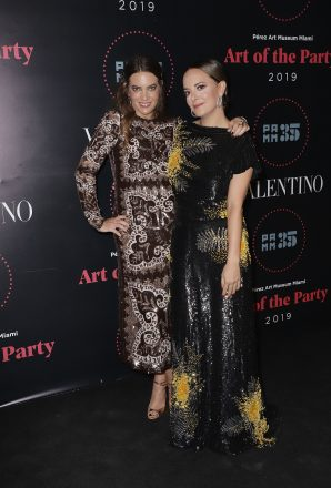 Jillian Sanz & Erin Michelle Newberg