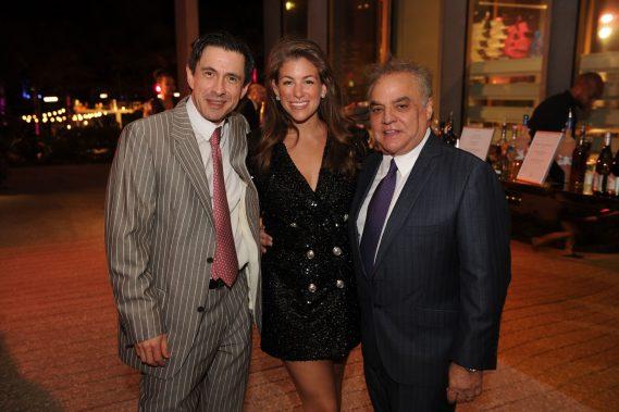 Ricardo Restrepo, Jennifer Chaplin Tolkin & Lee Brian Schrager