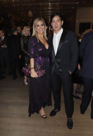 Vivian Diamond and Rene Ruiz