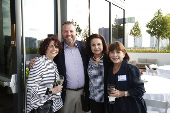 Bonnie Brooks, Donna Bloom, Ilene Tessler and Scott Bloom