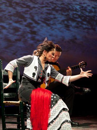 Rocio Bazan in Siempre Flamenco - Photo courtesy of artist management