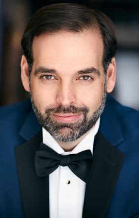 Tenor Dimitri Pittas as Werther