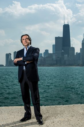 Riccardo Muti - Photo courtesy of Todd Rosenberg
