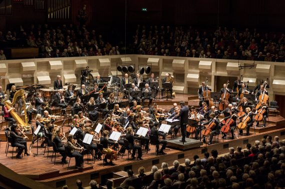 Rotterdam Philharmonic Orchestra - Photo courtesy of C. Guido Pijper