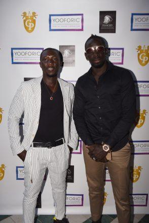 Gibson Kagni & Soccor Player Mamadou Sakho
