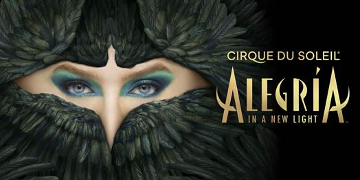Credit : Photos Marie-Andrée Lemire / Costumes Dominique Lemieux / Cirque du Soleil 2019