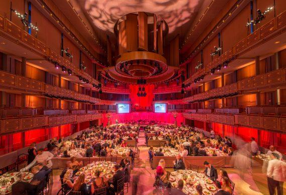 Arsht Center Gala – Photo by Justin Namon, ra-haus