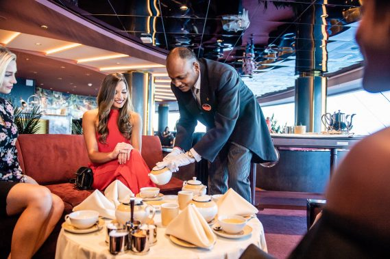 Miami Dolphins Cheerleaders Cruise on Board MSC Seaside and