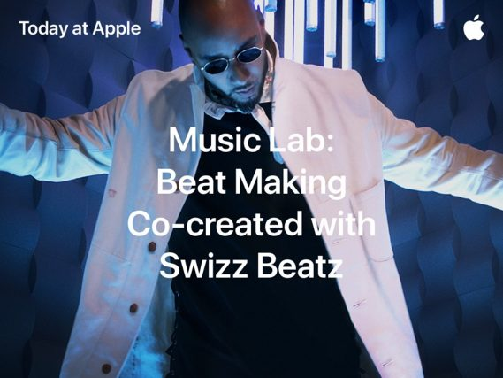 Music Lab: Beat Making Co⁠-⁠created with Swizz Beatz