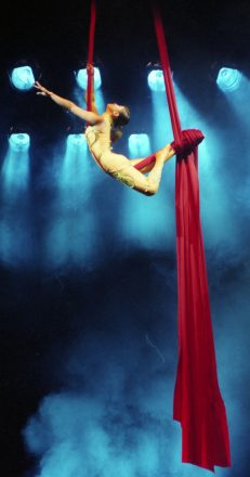 Cirque Mei – Photo courtesy of artist management