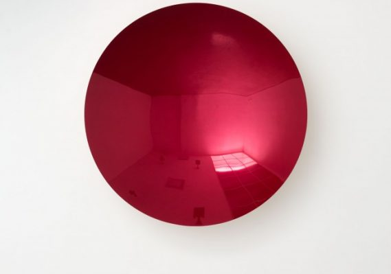 Anish Kapoor. Untitled, 2013. Collection Pérez Art Museum Miami, promised gift of Karen Bechtel and William Osborne. © Anish Kapoor, 2018. Courtesy the artist and Gladstone Gallery, New York and Brussels. Photo: David Regen