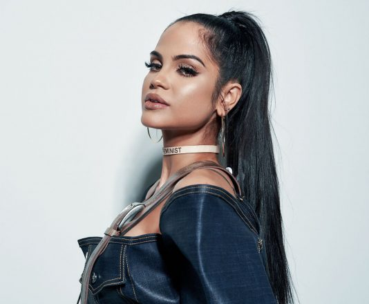 """Latin urban superstar Natti Natasha joins other top female music creators for the second ASCAP """"She Is The Music"""" Song Camp in Miami."""