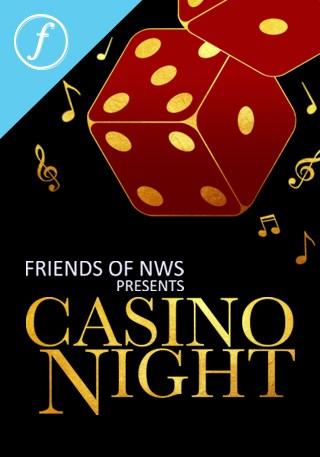 CASINO NIGHT WITH FRIENDS