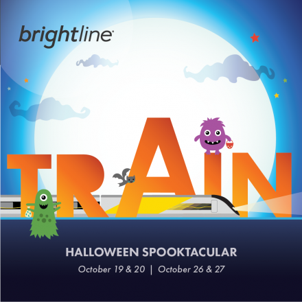 Calling all Boos and Ghools for the Trick-or-Train