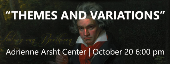 Celebrating the 250th Birthday of Ludwig van Beethoven, Miami Symphony Orchestra