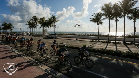 DCC rides through Fort Lauderdale