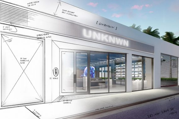 LeBron James UNKNWN Flagship Store To Open In Wynwood