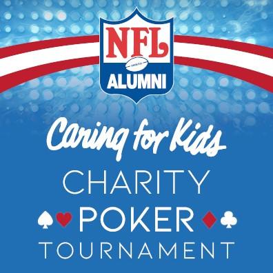 NFL Alumni Caring for Kids Charity Poker Tournament