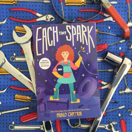 Pablo Cartaya presents EACH TINY SPARK