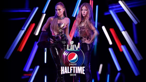 Superstars Jennifer Lopez and Shakira to perform during the Pepsi Super Bowl LIV Halftime Show