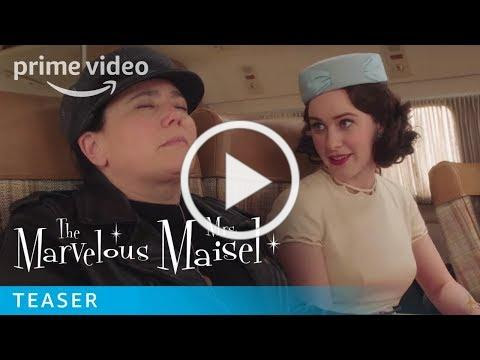 """The Marvelous Mrs. Maisel"" in Miami"