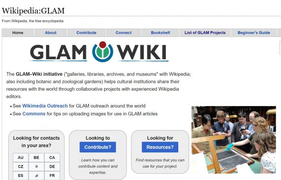 Wikipedia Workshop and Edit-a-thon for Cultural Institutions