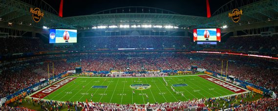 2019 CAPITAL ONE ORANGE BOWL