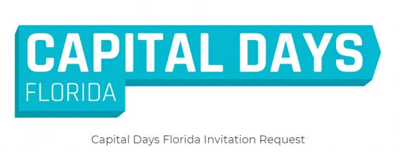Capital Days Florida Invitation Request