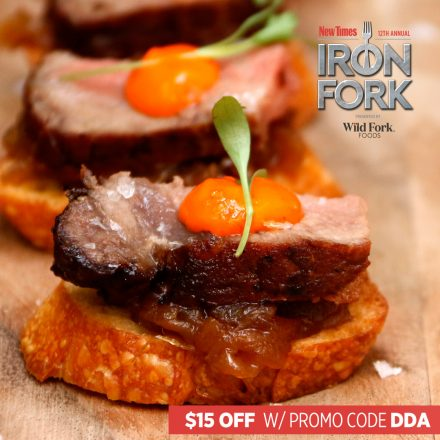 Miami New Times Iron Fork 2019 Discount