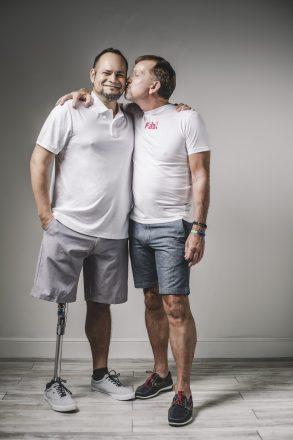 POTA 2020 - Diego and Richard