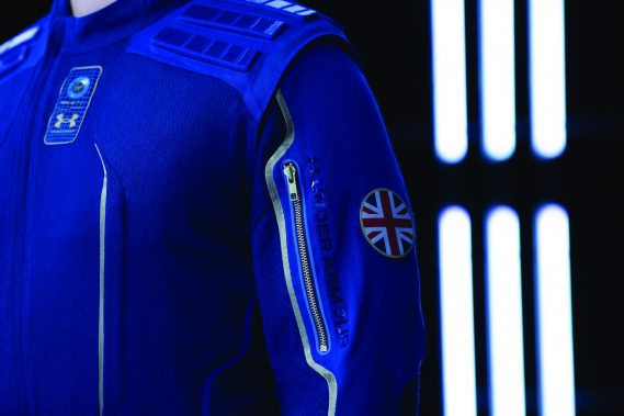 Virgin Galactic Spacewear System