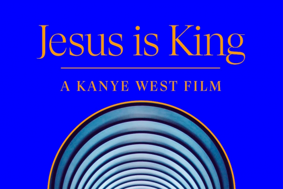 "KANYE WEST'S ""JESUS IS KING"" DOCUMENTARY"