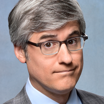 An Evening With Mo Rocca