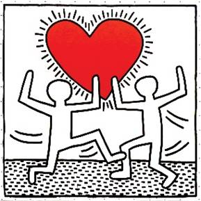 Image credit: Keith Haring, Untitled, 1982, acrylic on vinyl tarpaulin, 180 x 180 in. (4570 x 4570 cm), acquired in 1982. © Keith Haring Foundation