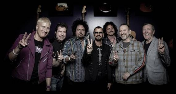 Ringo Starr and His All Starr Band (PHOTO CREDIT: SCOTT ROBERT RITCHIE)