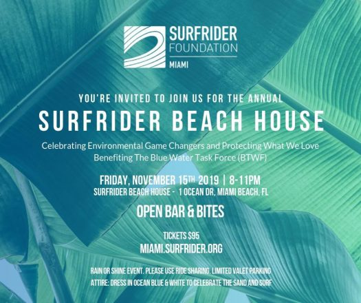 Surfrider Beach House