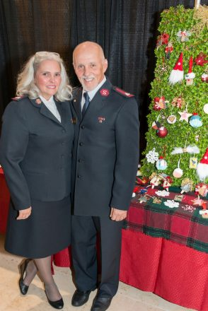 Major Connie Long and Major Stephen Long, The Salvation Army of  Broward County Area Commanders