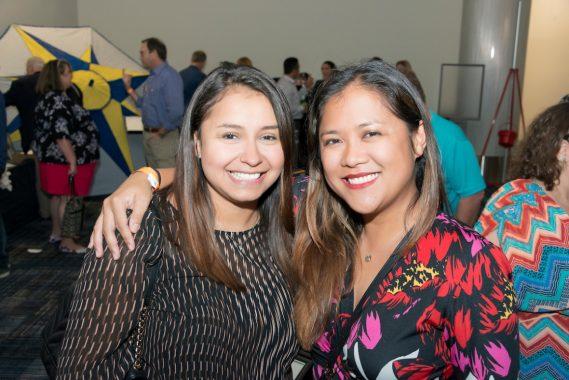 Karen Reyes and Faye Shaw