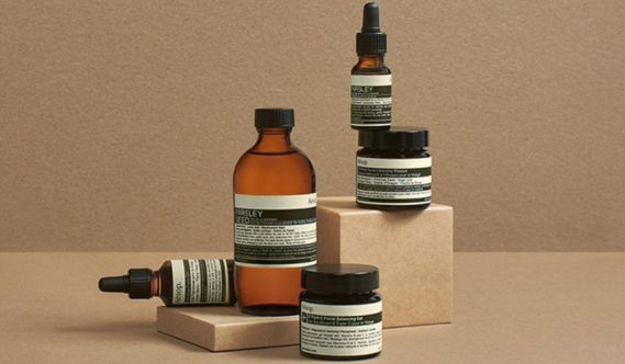 AESOP SHOPPING EVENT