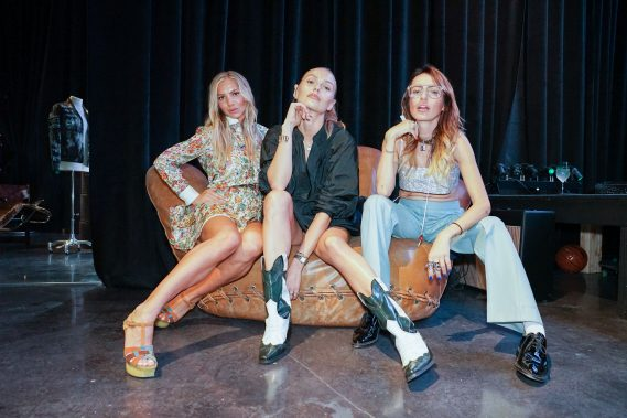 Anna Servona, Irina Catanoi, & Liza Naumova