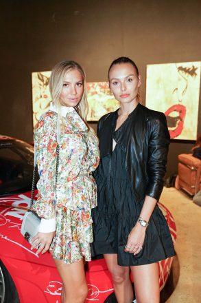 Anna Servona & Irina Catanoi