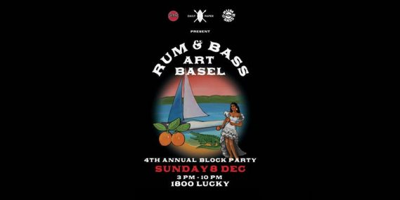 Bacardi Hosts 4th Annual Rum & Bass Block Party