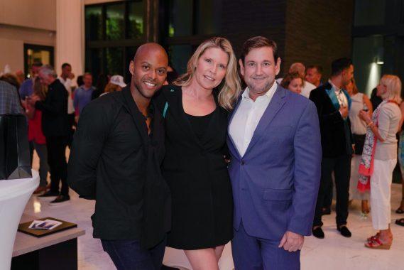 Beau Beasley, Carrie Johnson, & Michael Gongora
