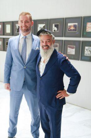 Bradley Farrell & Rudolf Budja