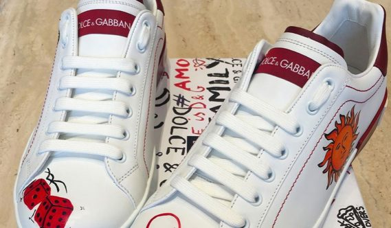 DOLCE & GABBANA INVITES YOU TO DISCOVER THE ART OF PERSONALIZATION