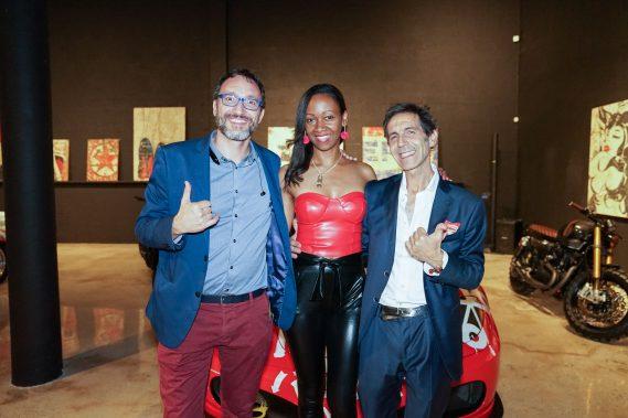 Enrico Carducci, Camille, & Paolo de Cuarto