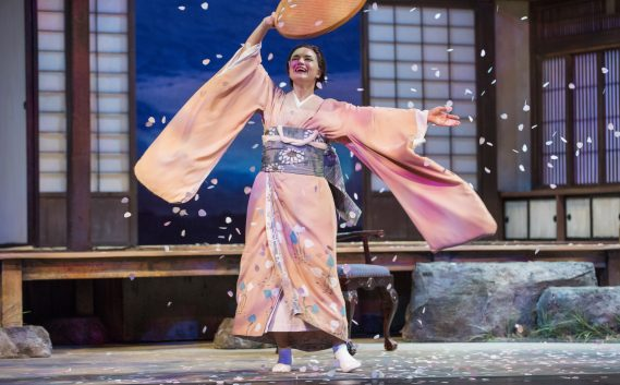 The Florida Grand Opera production of Madama Butterfly-----Photo by Rod Millington